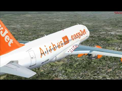 FSX: EasyJet Virtual Airlines