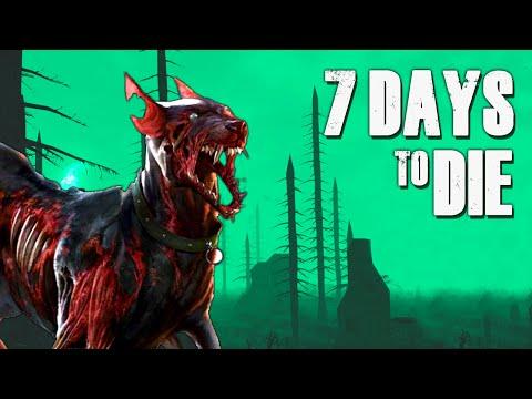 REVENGE GONE BAD ★ 7 Days to Die (12) - Zombie Games