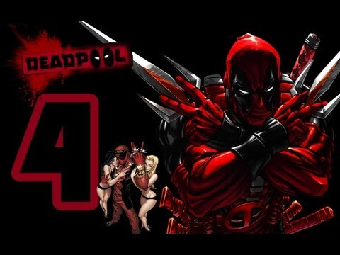 Deadpool: The Game -