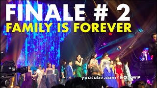 "Finale # 2 Number (All-Star Cast) ""Family Is Forever"" 