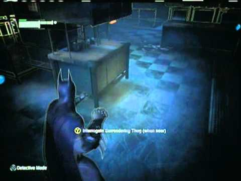 WGS-TV #368 Double B Plays Batman Arkham City #11