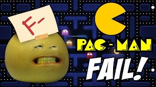 GRAPEFRUIT FAILS AT PACMAN! - Let