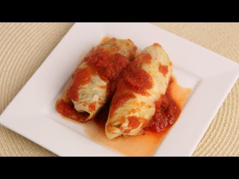 Cabbage Rolls Recipe - Laura Vitale - Laura in the Kitchen Episode 549