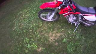 Review of Kawasaki klx250s Dual Sport / Enduro / Motorcycle