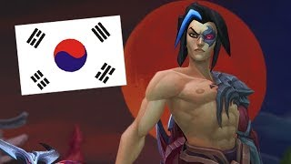 How the Korean Challengers/Pros Play Kayn - League of Legends