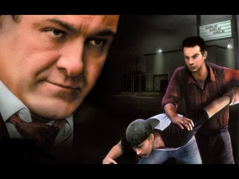 sopranos video game review