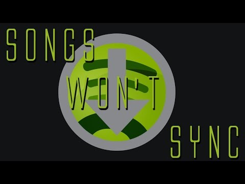 Spotify - Songs Won't Synchronize to Offline Mode FIX (Playlist, Sync, iPhone, Android, Phone)