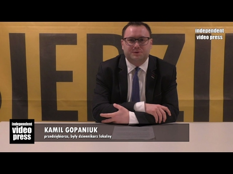 Czy Dziennikarze Są Dzisiaj Jeszcze Potrzebni? - Wykład Kamila Gopaniuka - 1.02.2017, Białystok