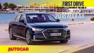Audi A8 | First Drive | Autocar India