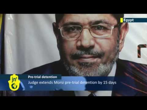 Morsi Pre-trial Detention Extended: Court lengthens former president's incarceration