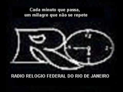 Radio Relogio Federal do Rio de janeiro