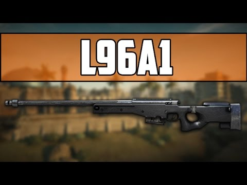 Battlefield Play4free L96A1 Review/Commentary