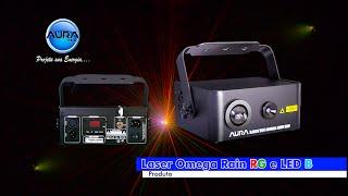 Laser Omega Rain LED
