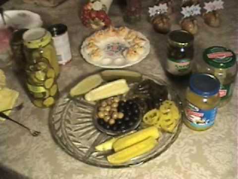 Harvey's Amazing Pickle Platter