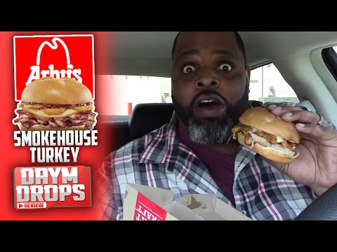 Arby's Smokehouse Turkey in HD