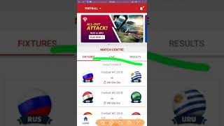 FOOTBAL WORLDCUP RUS vs URU DREAM11 TEAM JUN25 2018