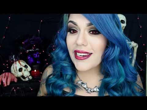 Vampira Sexy Tutorial Maquillaje Halloween 2014 | LoLo Love