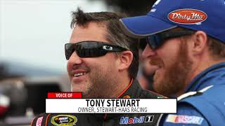 The incident that led Stewart and Dale Jr. to friendship