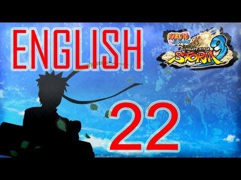 Naruto Shippuden ultimate ninja storm 3 walkthrough part 22 ENGLISH let's play Hero Path PS3 xbox