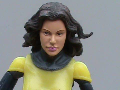 Marvel Legends Kitty Pryde Review