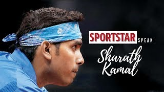 #SportstarSpeak : Sharath Kamal on his UTT win, Tokyo 2020 and Sathiyan Gnanasekaran