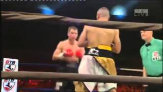 Anthony Mundine vs Sergey Rabchenko 12 11 2014