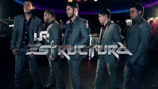 La Estructura - Contigo Safo (Video Oficial) HD 2013