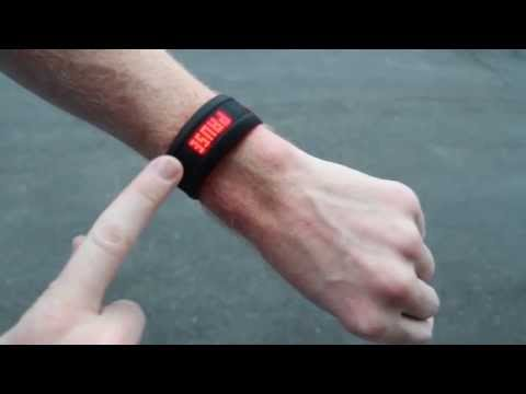 Mio Fuse activity tracker and optical heart rate monitor overview