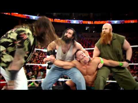 John Cena defends his legacy against Bray Wyatt at WrestleMania