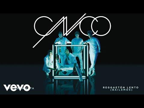 download lagu CNCO - Reggaetón Lento Bailemos Cover gratis
