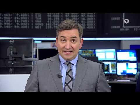 Börse vor acht - Schwarzer britischer Humor