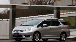 All-New Honda Jazz Shuttle Latest version