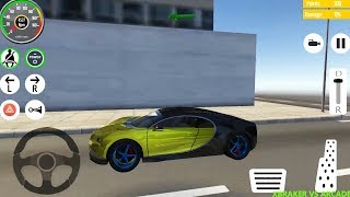 Car Driving School 2019 : Real Parking Sim | Bugatti Car Driving - Android GamePlay HD