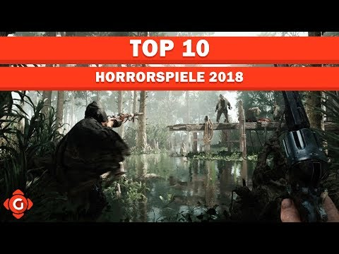 Horrorspiele 2018 | Top 10