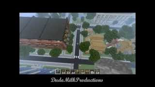 Minecraft New York City Replica (Realistic) + Download Link 50+ Likes