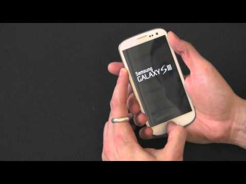 How To Factory Reset & Data Wipe Your Samsung Galaxy S3 - Tutorial by Gazelle.com
