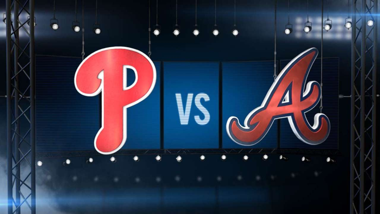 7/3/15: Braves hit two solo homers to back Teheran
