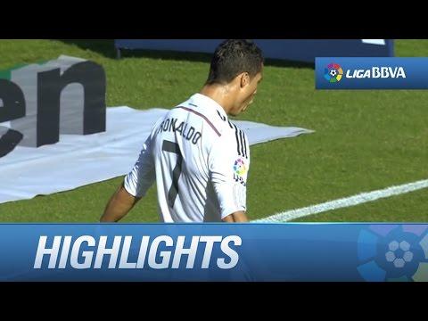 Resumen de Levante UD (0-5) Real Madrid - HD
