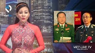 Nguyễn Phú Trọng kỷ luật tướng quân đội để 'đốt' tiếp tướng công an?
