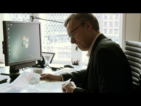 The Newsroom (IDFA 2014 Trailer)