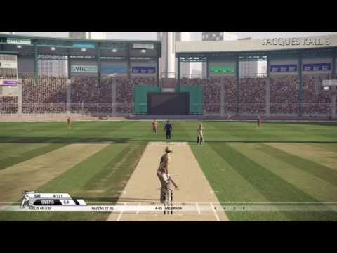 Don Bradman Cricket: Jacques Kallis 92 of 31