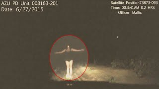 5 FREAKY Paranormal Police Dash Cam Footages!