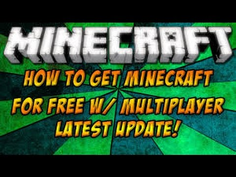 How to get Minecraft 1.7+ PREMIUM FREE! -2014 Tutorial