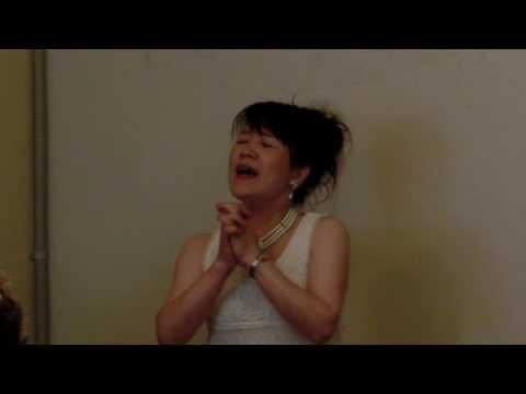 ⑤サンタルチア 歌・秋山千鶴 - YouTube