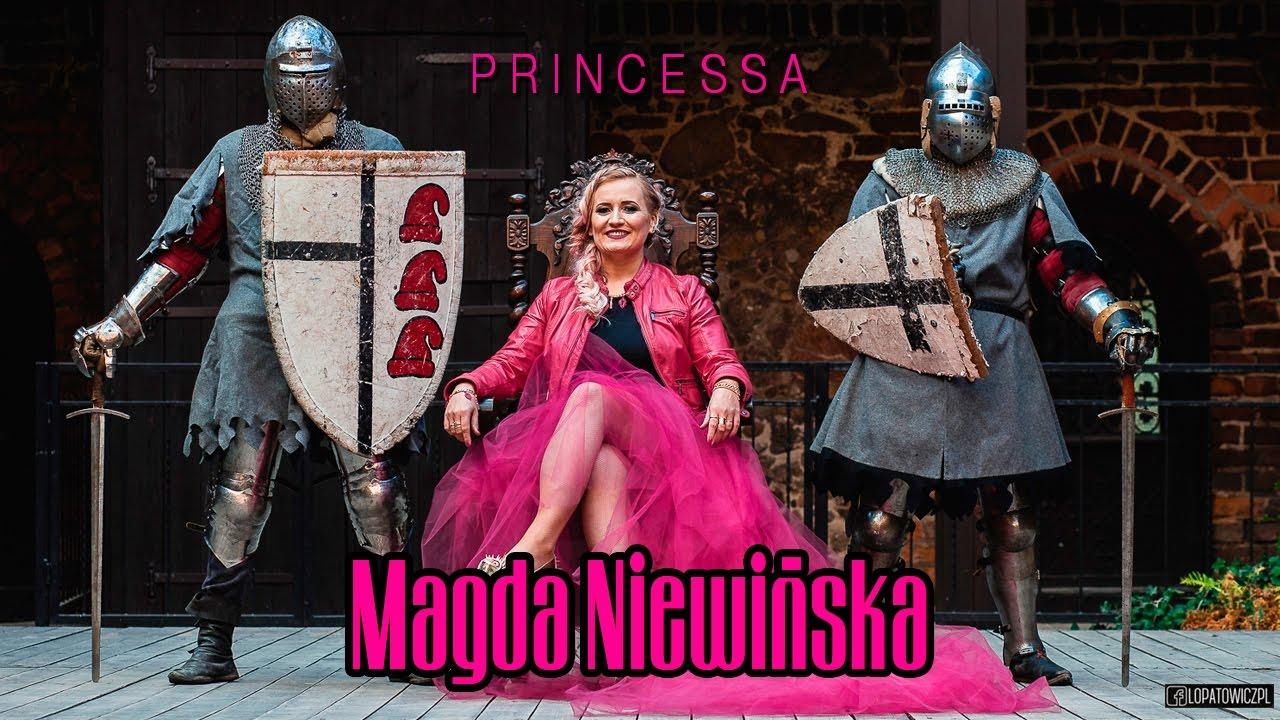 Magda Niewińska - Princessa (Official Video)
