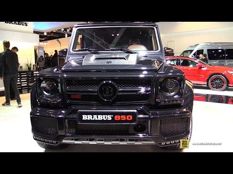 Mercedes-Benz G-Class G65 AMG Brabus Widestar 800 iBusiness W463