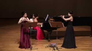 Gary Schocker: Three dances for Two Flutes 李欣怡,黃絢毓,蔡孟昀