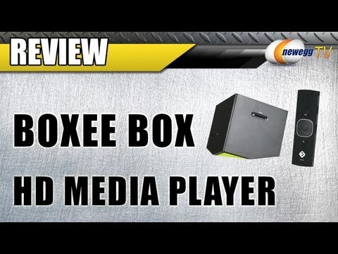 Newegg TV: Boxee Box HD Media Player Review