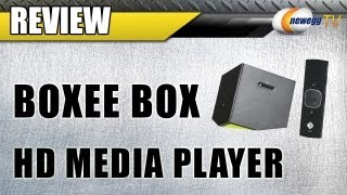 Newegg TV_ Boxee Box HD Media Player Review