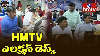 hmtv Election Desk for Telangana Elections 2018 | Jordar News